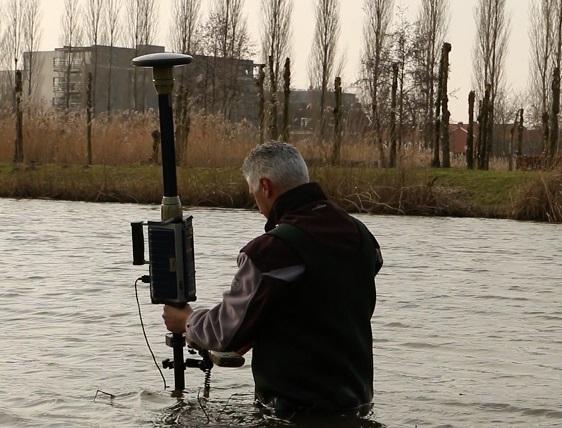 Waterbodemonderzoek