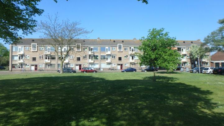 Asbestinventarisaties aan het Floraplein te Eindhoven